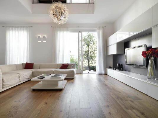 bescherming eiken houten vloer